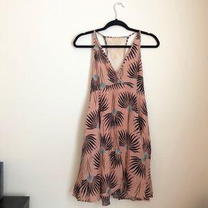 [Everly] Anthro NWT Printed Mini Dress 💛